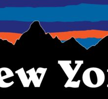 New York Sticker