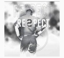 derek Jeter Respect 2 One Piece - Short Sleeve