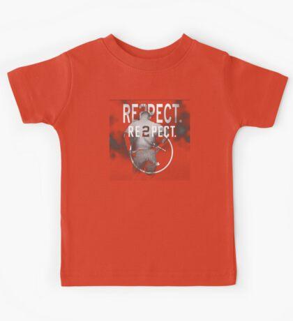 derek Jeter Respect 2 Kids Tee