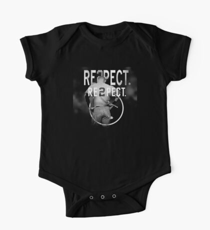 derek Jeter Respect 2 One Piece - Short Sleeve