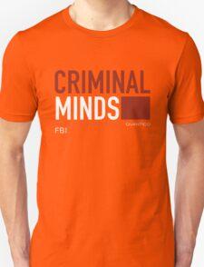 Minds Criminal Minds T-Shirt