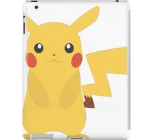 Pokemon: Pikachu #25 iPad Case/Skin