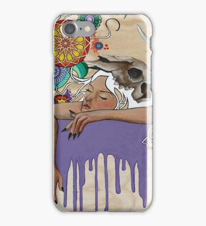 Liquid dreams  iPhone Case/Skin
