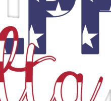 adpi stars n stripes  Sticker