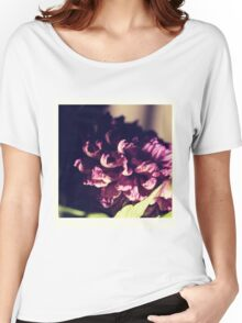 dry purple flower - 3rd Women's Relaxed Fit T-Shirt