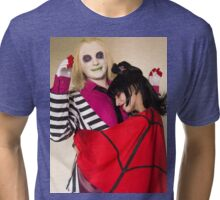 Hug-love Tri-blend T-Shirt