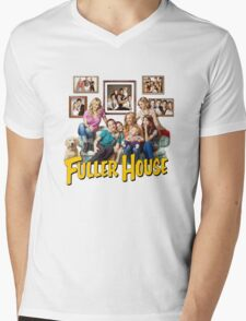 Fuller House Mens V-Neck T-Shirt