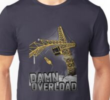 Tower Crane Incident Unisex T-Shirt