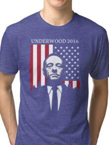 Underwood for 2016 Tri-blend T-Shirt