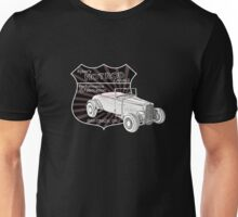 Rykers Hot Rod Garage Unisex T-Shirt