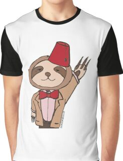 The Eleventh Sloth Graphic T-Shirt