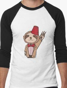The Eleventh Sloth Men's Baseball ¾ T-Shirt