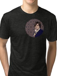 Matt Berry as The Hangman Tri-blend T-Shirt