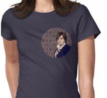 Matt Berry as The Hangman Womens Fitted T-Shirt