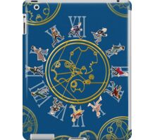 Doctor Clock (Dr. Who) iPad Case/Skin