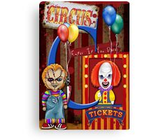 C Childs Play Canvas Print