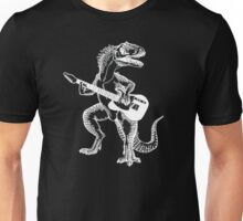Dino guitar Unisex T-Shirt