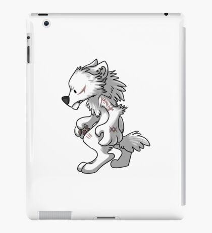 'Souls RPG Pup - scars iPad Case/Skin