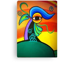 bright eye Canvas Print