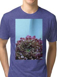 dry flower - one Tri-blend T-Shirt