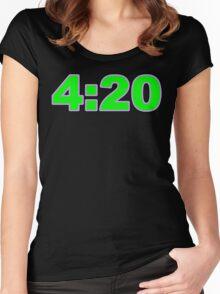 Blazeit Women's Fitted Scoop T-Shirt
