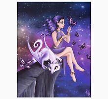 Violet Night Fantasy Unisex T-Shirt