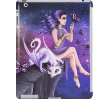 Violet Night Fantasy iPad Case/Skin