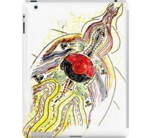 Too Deadly iPad Case/Skin