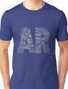 ALAN RICKMAN Quotes! Unisex T-Shirt