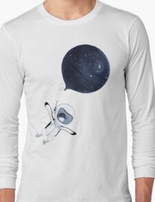 Penguin fly Long Sleeve T-Shirt