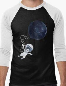 Penguin fly Men's Baseball ¾ T-Shirt