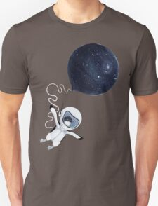 Penguin fly Unisex T-Shirt
