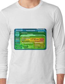 Theropoda Long Sleeve T-Shirt