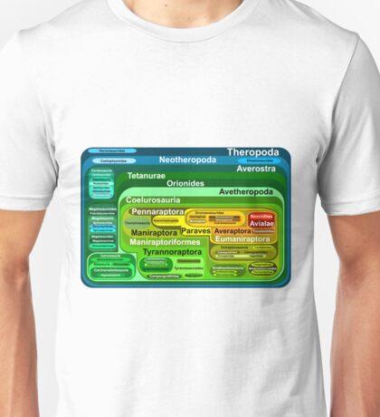 Theropoda Unisex T-Shirt