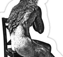 The Nightingale  Sticker