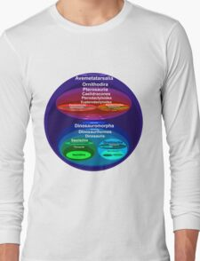 Avemetatarsalia Long Sleeve T-Shirt