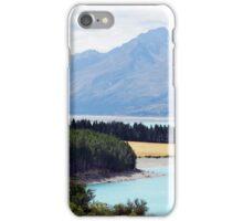 Lake Pukaki New Zealand iPhone Case/Skin