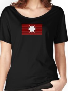 The Expanse - Martian Flag - Clean Women's Relaxed Fit T-Shirt