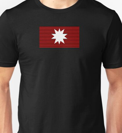 The Expanse - Martian Flag - Clean Unisex T-Shirt