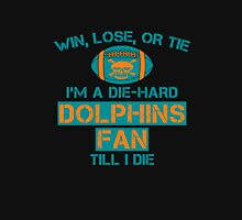 die hard dolphins Fan Unisex T-Shirt