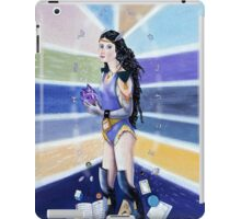 Warrior Class Kid - Mercury  iPad Case/Skin