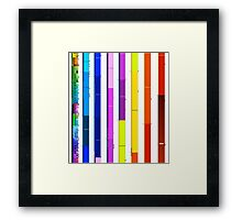 Complete Geologic Time Scale Framed Print