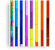 Complete Geologic Time Scale Canvas Print