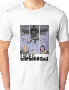 No Good Deed Goes Unpunished -Wicked Unisex T-Shirt