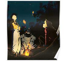 Fullmetal Alchemist Brotherhood Anime Poster