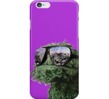 He's Mean and He's Green iPhone Case/Skin