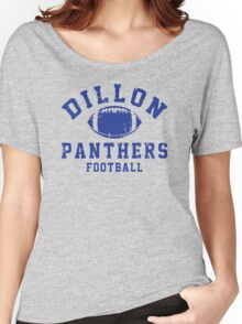 Dillon Panthers Football Women's Relaxed Fit T-Shirt