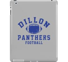 Dillon Panthers Football iPad Case/Skin