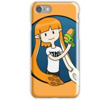 Inkling Girl iPhone Case/Skin