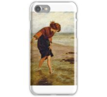 John Dawson Watson - In the shallows  iPhone Case/Skin